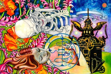 """""""Asmoday"""" by Ken Henson"""
