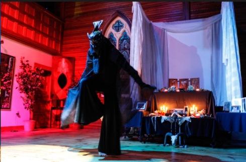 Performance, Samhain 2017
